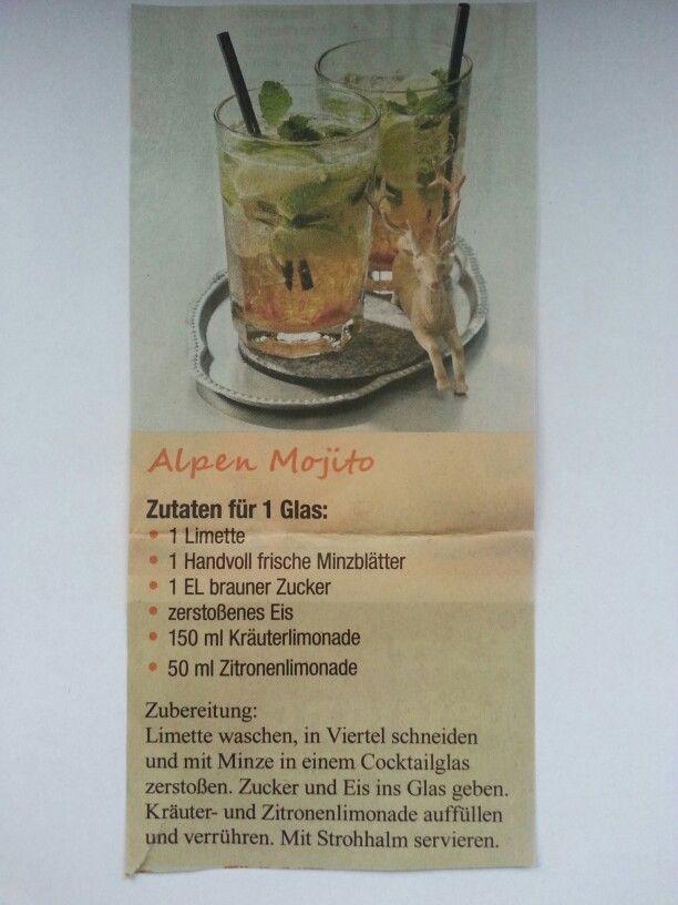 Alpen Mojito Food Glassware Tableware