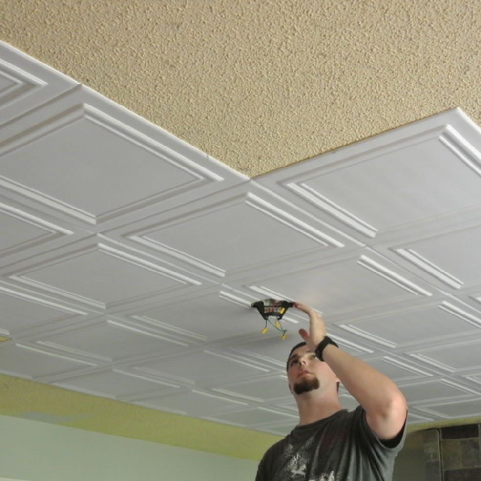 Budget upgrade good bye popcorn ceiling popcorn ceiling popcorn budget upgrade good bye popcorn ceiling doublecrazyfo Images