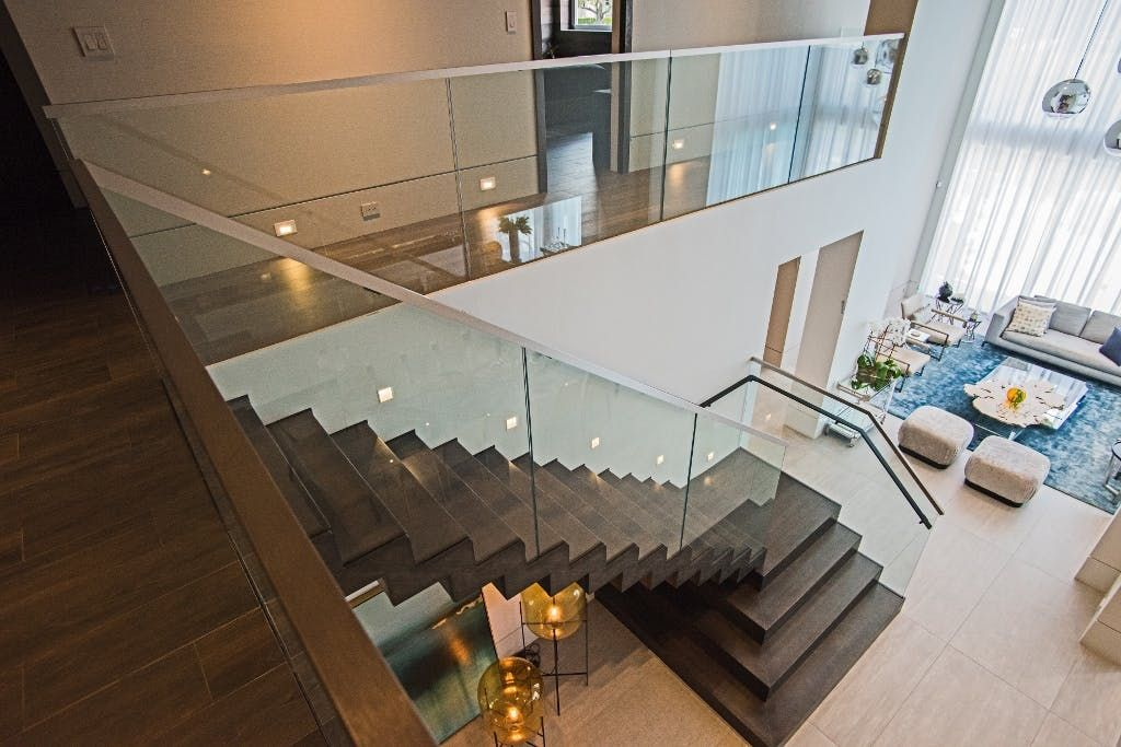 Best Image Result For Open Concept Staircase Middle Of Room 400 x 300