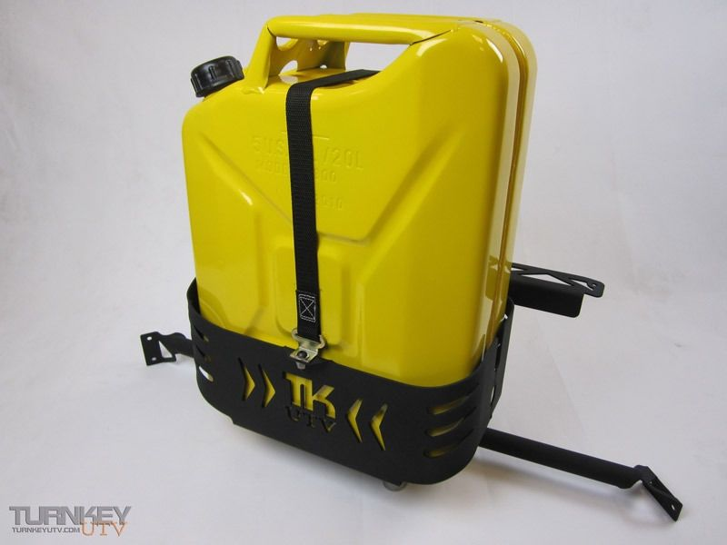Can Am Commander Fuel Can Rack Fits Models Of Jerry Can War Surplus Cans New Camionetas Motos