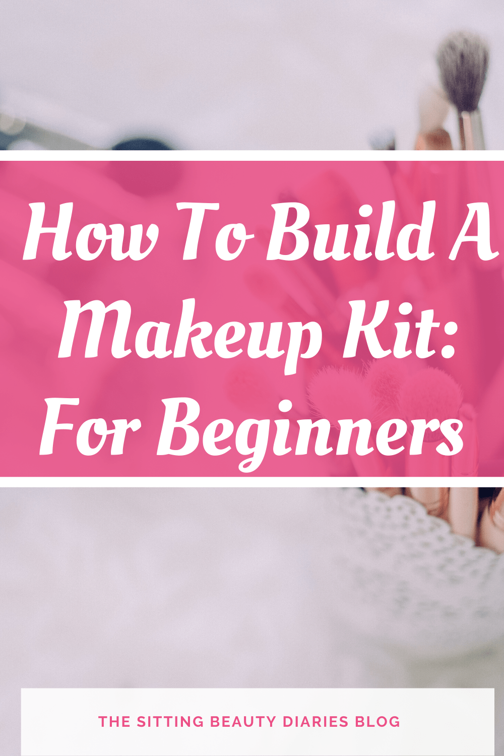 Complete Drugstore Makeup Shopping List for Beginners