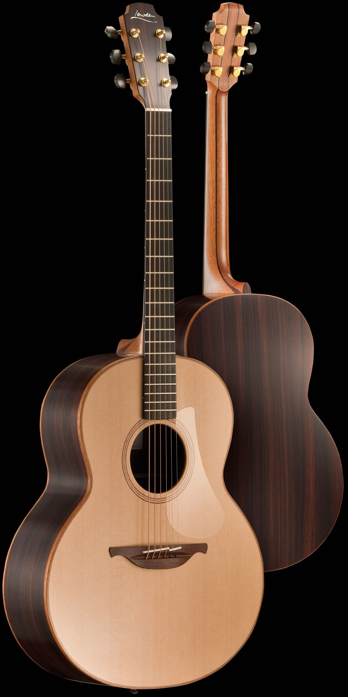 Original Series Lowden Guitars Handmade And Hand Built Acoustic Guitar Range From Downpatrick Ireland Acous Best Acoustic Guitar Acoustic Guitar Acoustic