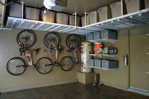 Garage Organization Ideas · Garage Organization BikesBike Storage ...