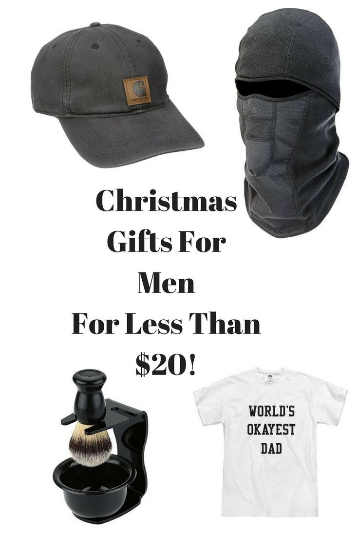 Christmas Gifts For Men For Under $20 | Cheap gifts for ...
