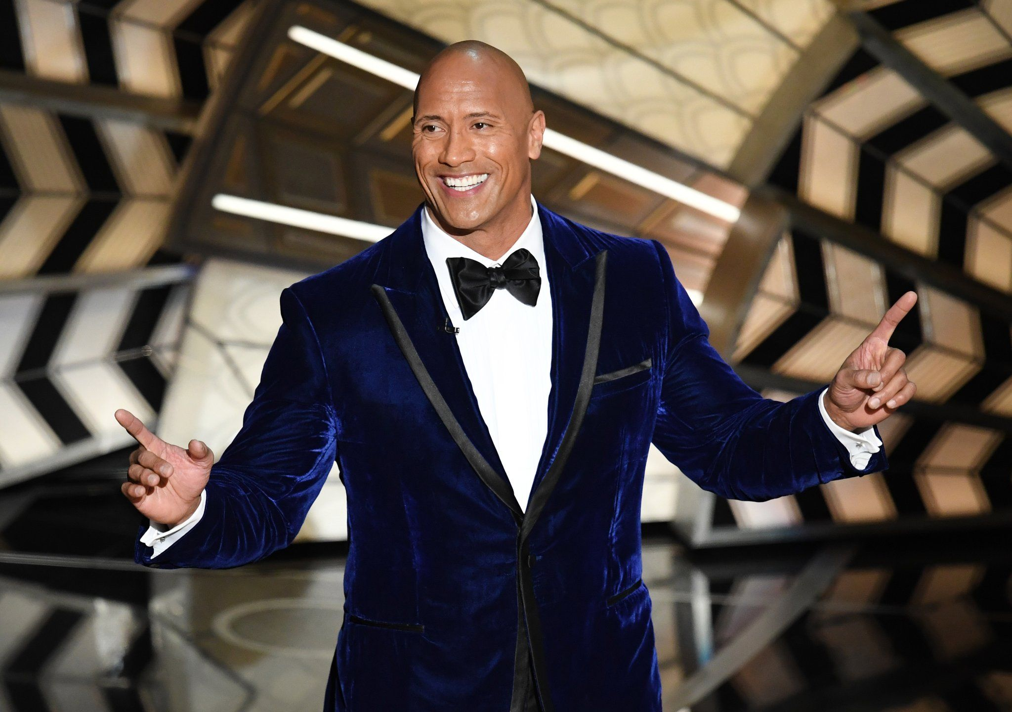 Dwayne Johnson Has Done More This Year Than Most of Us Do