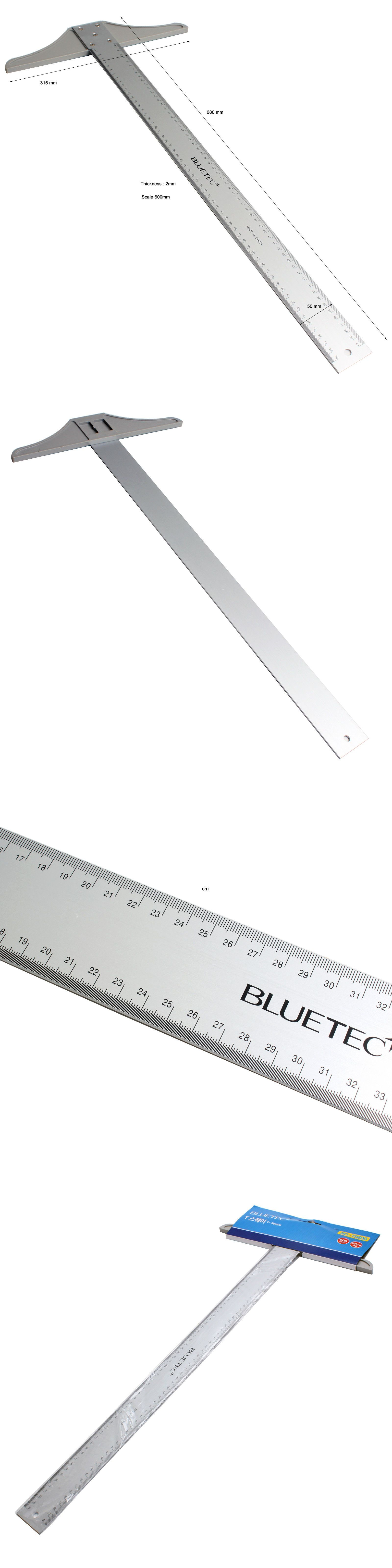 Squares 42253 T Square Metric Ruler Aluminum 600mm Bd Ts600 Buy It Now Only 20 9 On Ebay Squares Square Metric Ruler Aluminum Metric Ruler Square