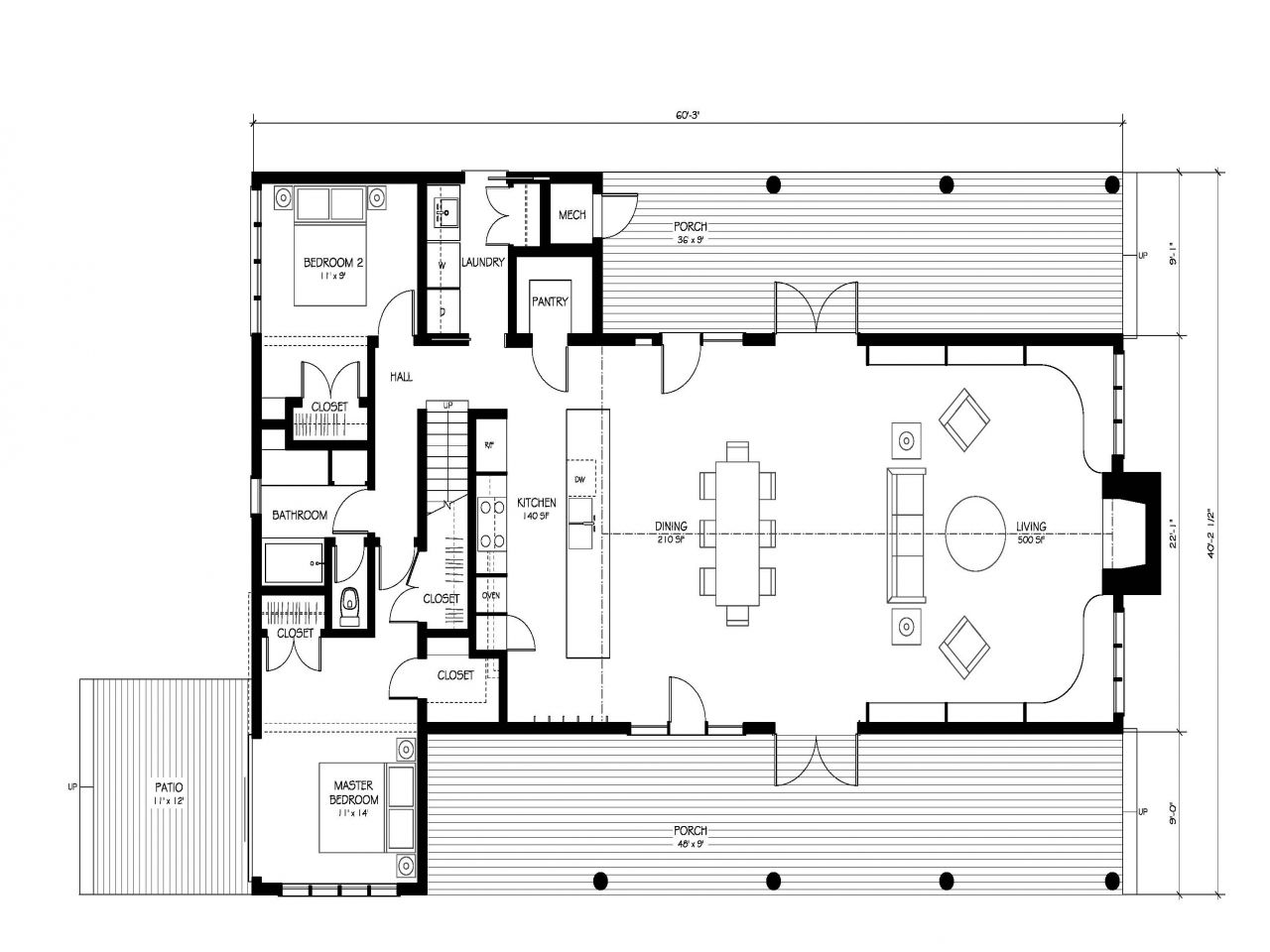 Modern farmhouse floor plan country plans lrg 297f0247941 contemporary farmhouse floor plans house plan