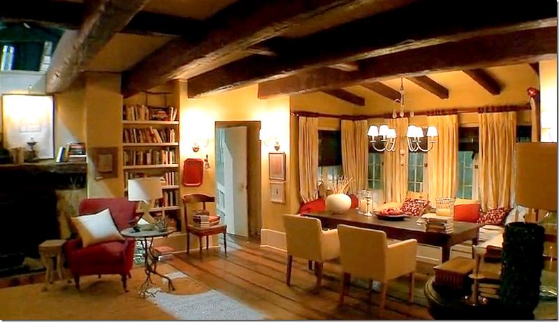 Cote De Texas The Cottage Twilight House Home Cottage Living
