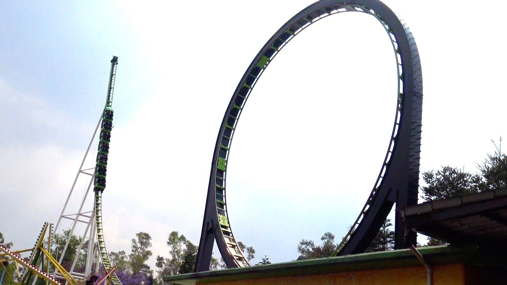montezooma u0027s revenge roller coaster pov knotts berry farm