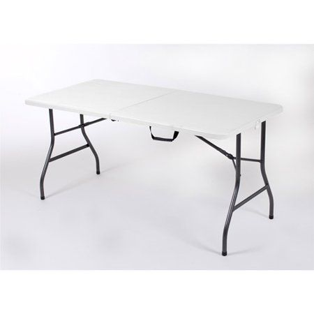Free Shipping Buy Mainstays 5 Centerfold Table White At Walmart