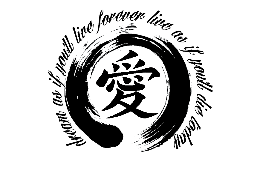 A Tattoo Im Going To Get Enso Quote And Love Tattoos Pinterest