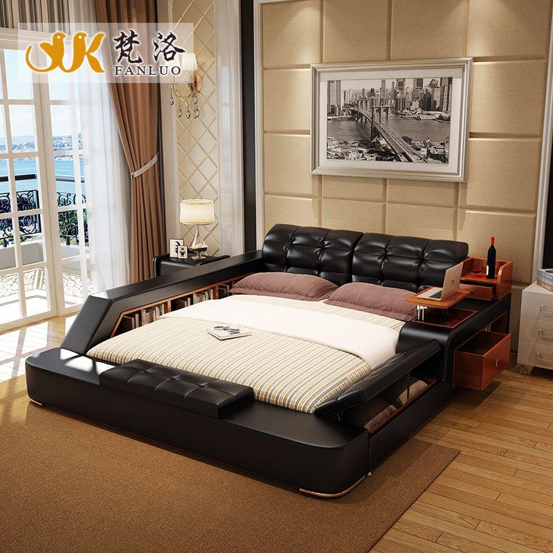 King Size Bed And Mattress Set Karyola Ev Iyilestirmeleri Keyifli Yatak Odasi