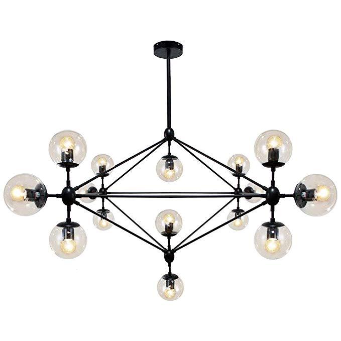 Lampundit Dna Chandelier Lighting 15 Light Chandelier Nordic Mod