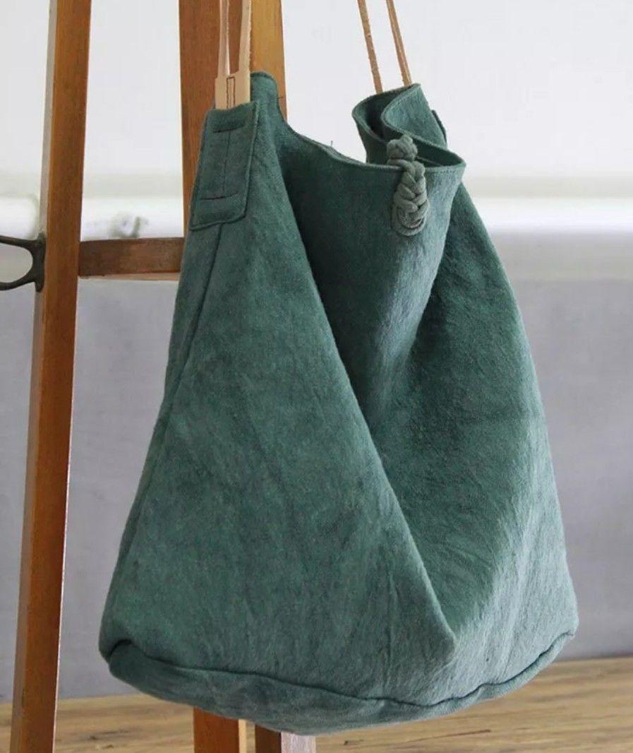 370c73582 AETOO Gran bolsa de lona capacidad arte retro solo bolso de hombro de las  mujeres de