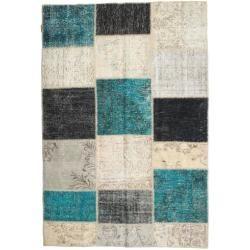 Photo of Patchwork carpet 157×232 modern carpet