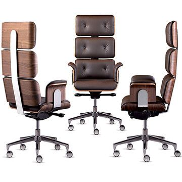 Armadillo Executive Chair Fabcom Italian Home And Office - Italian office chairs