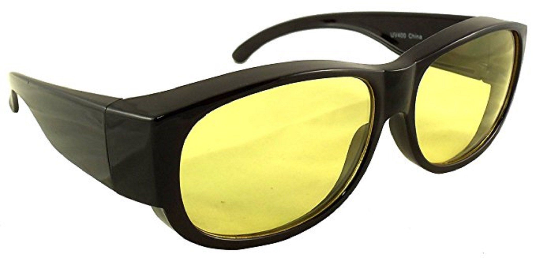 46eb4a25569 Duco Unisex Wear Over Prescription Glasses Rx Glasses Polarized Sunglasses  8953 8953-02