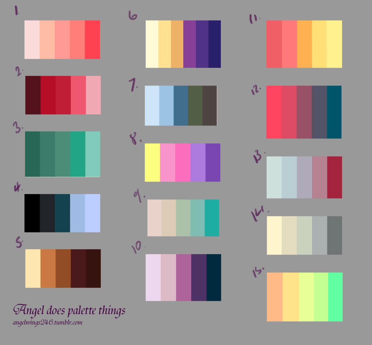 Color Palettes Color Palette Challenge Color Schemes Colour Palettes Palette Art