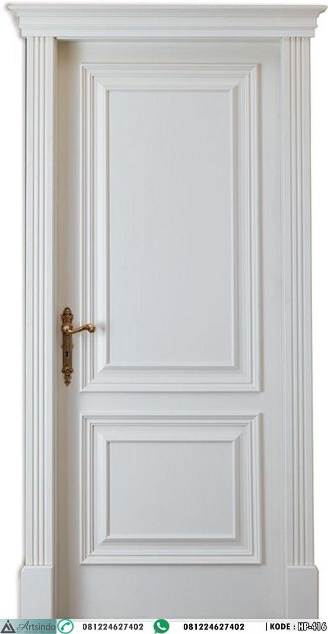 Info Penting Model Pintu Kayu Satu Pintu