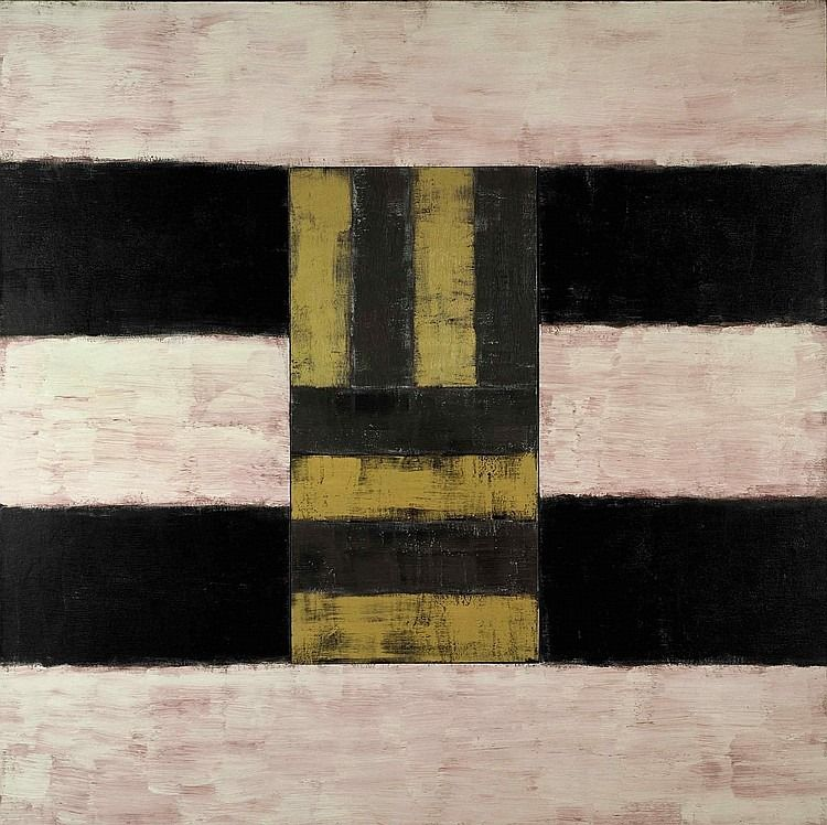 More Light - Sean Scully .1988