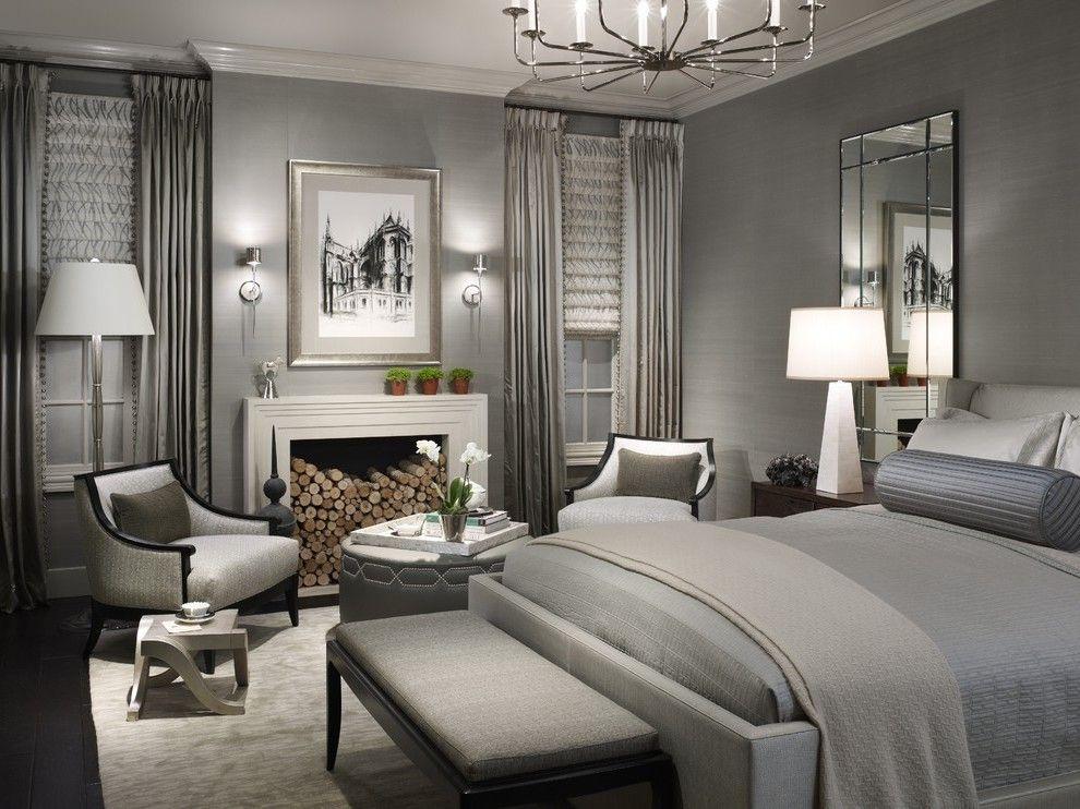 Warme Graue Farbe Farben Für Schlafzimmer #Schlafzimmer | Interieur ...