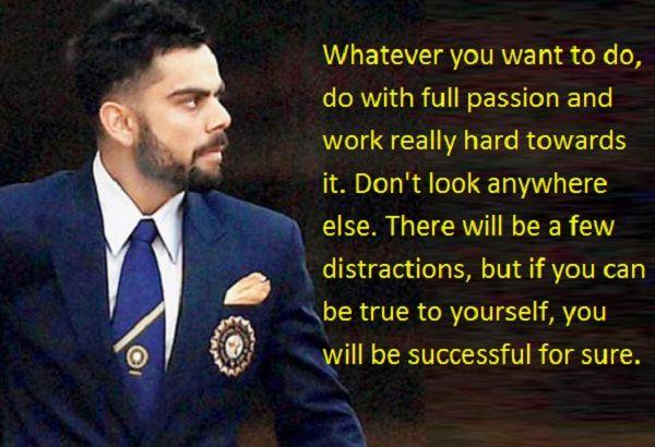 Happy Birthday Virat Quotes ~ Virat kohli quotes sports celebrity quotes pinterest virat