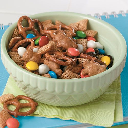 Honey Bear Snack Mix - The Pampered Chef®