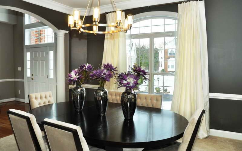 25 Elegant Dining Table Centerpiece Ideas  Elegant Dining Pleasing Dining Room Centerpiece Ideas Candles Design Inspiration