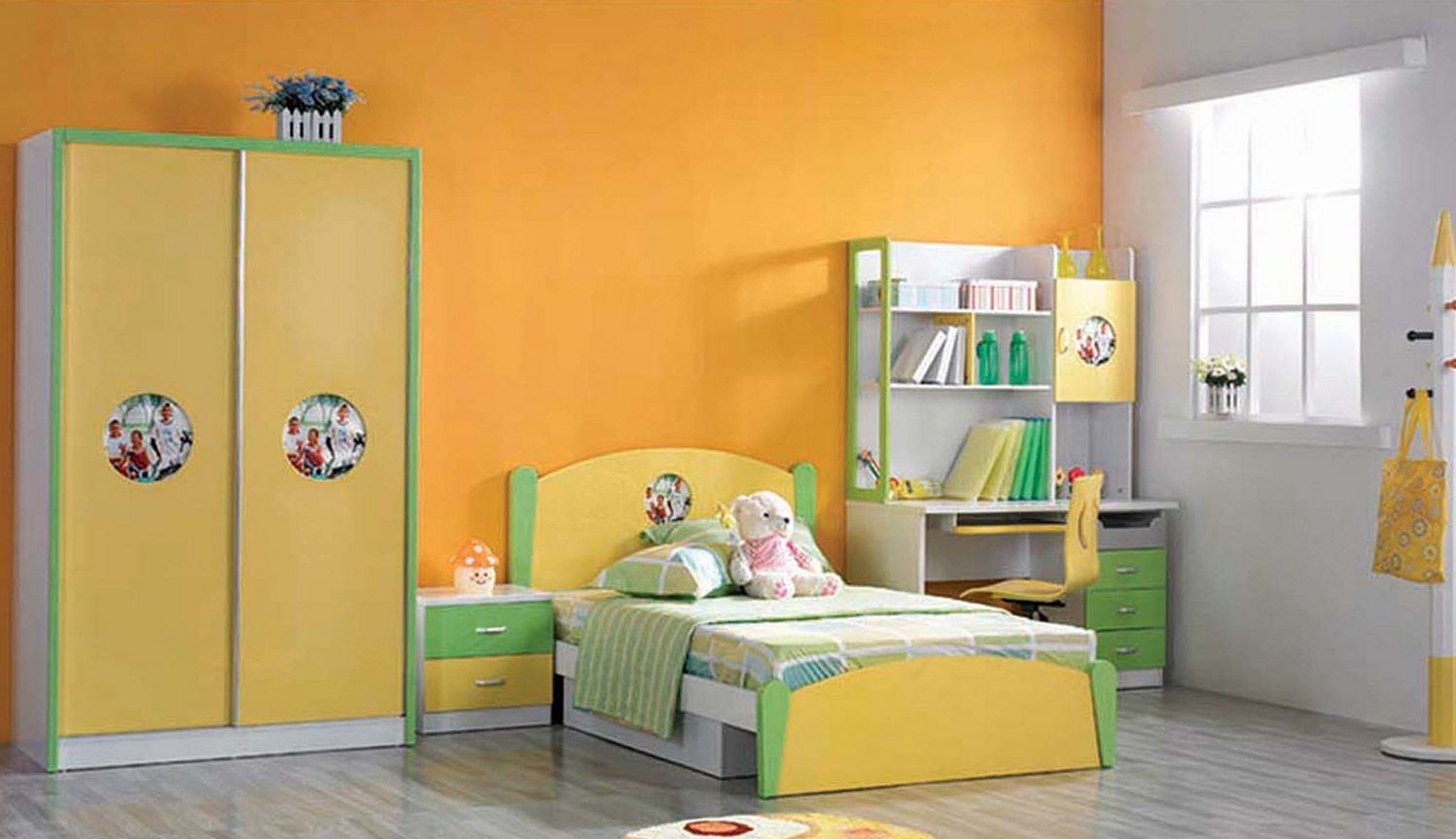 25 Beautiful Kids Bedroom Design Ideas To Have Fun Your Kids ...