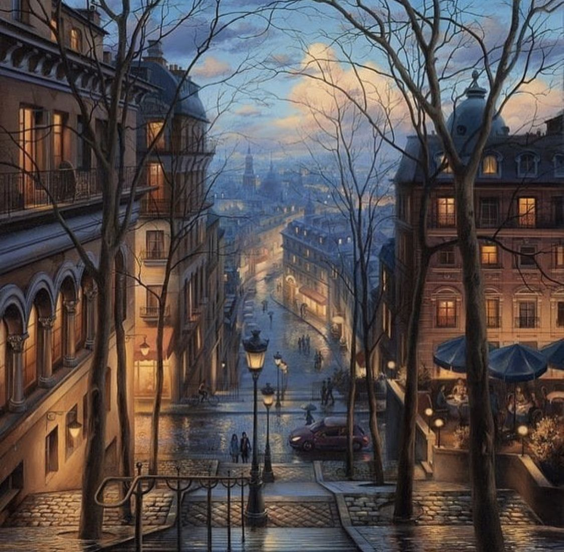 Pin By Maureen Mcmenamin On Favorite Places Spaces Scenery Pictures Paris At Night Paris Rooftops
