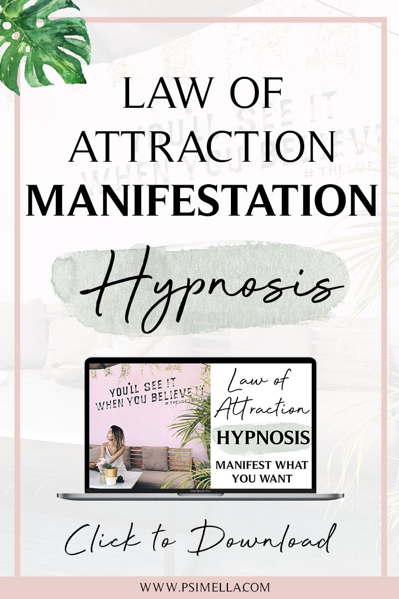 Free Download Law Of Attraction Meditation Manifestation Self Hypnosis Manifestation Law Of Attraction Meditation Law Of Attraction