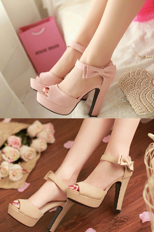Candy Color Platform Sandals😜 😜 Shoes Heels Boots 8180fbf62b6b