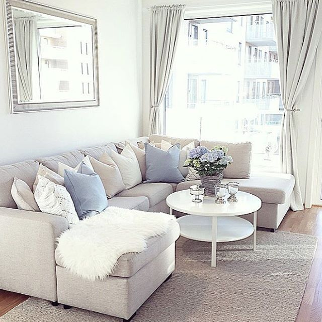 Nice Small Living Rooms: Interior Design Apartment Living