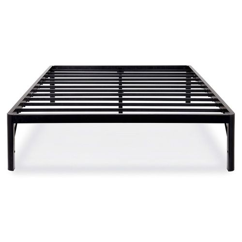 Full 18 Inch High Rise Heavy Duty Metal Platform Bed Frame In 2019
