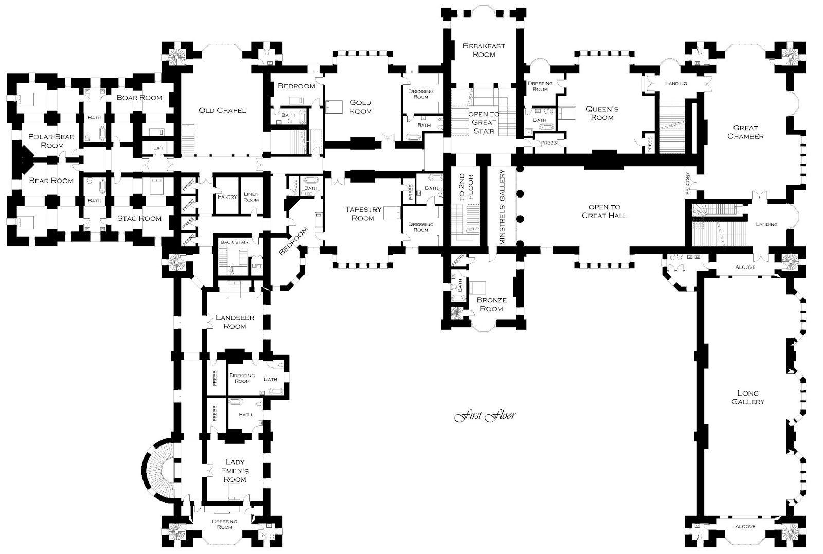Lord foxbridge in progress new floor plans