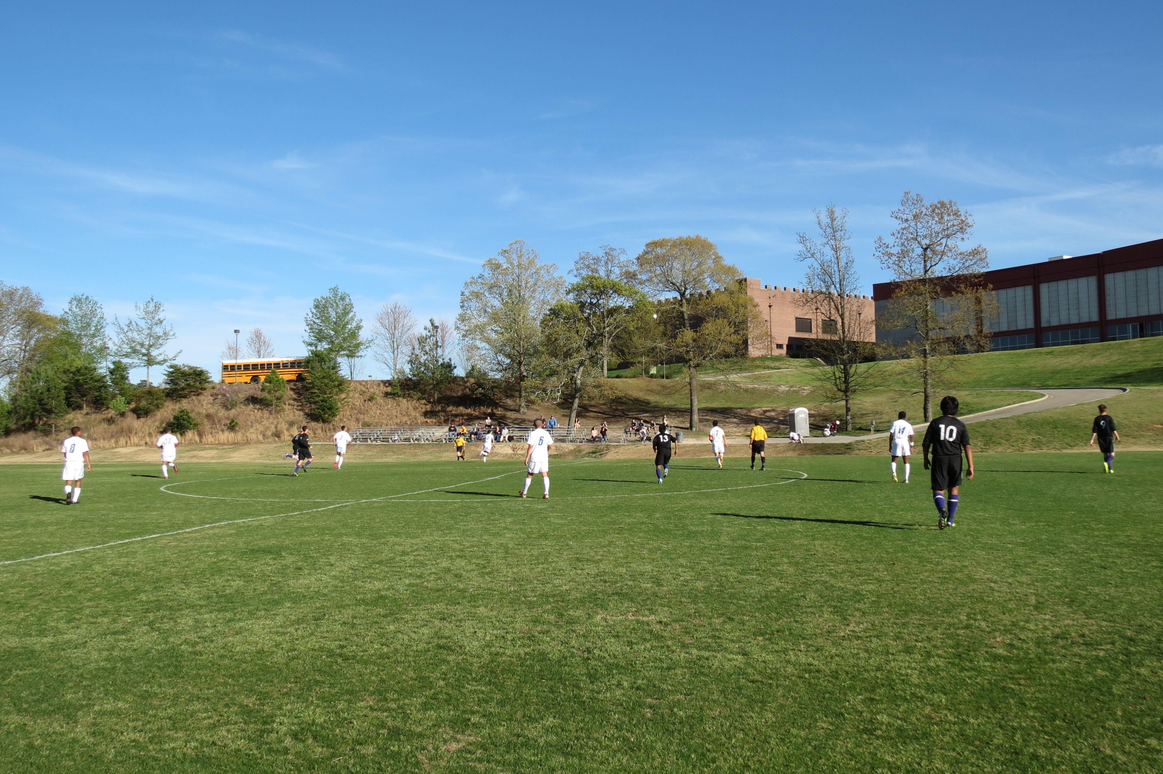 Riverside Military Academy Soccer Field Soccer Field Military Academy Riverside