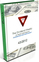 Dividend Yield - Stock, Capital, Investment: Dividend Weekly World Yield Stock Report 36/2013 | Free PDF Download