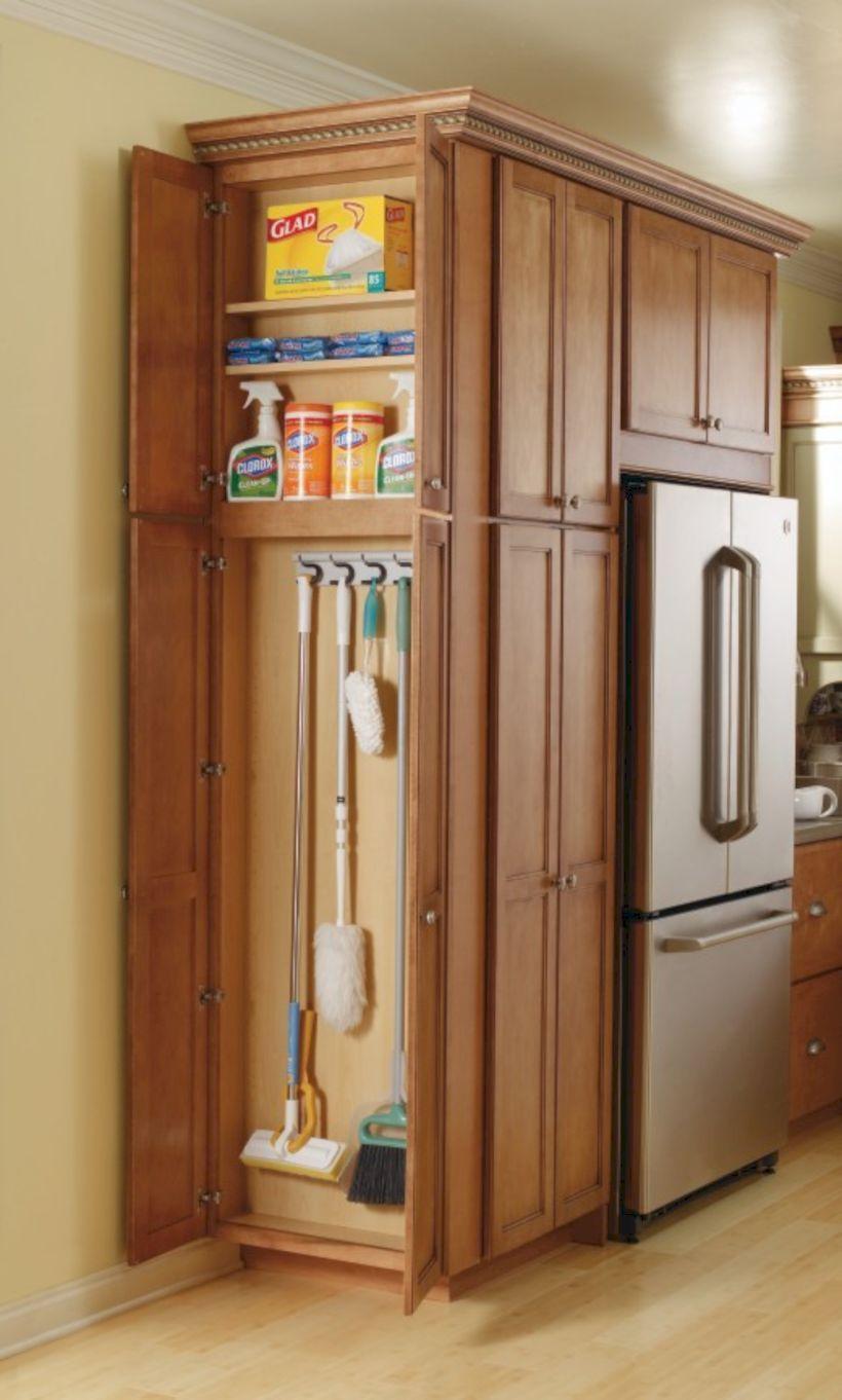 Home Decor 55 Built Kitchen Pantry Design Ideas Built Decor