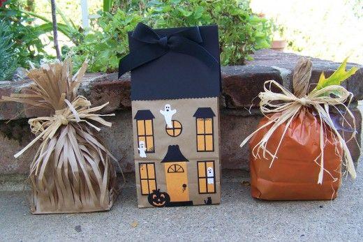 51 Creative Paper Bag Craft Ideas Paper Bag Crafts Halloween