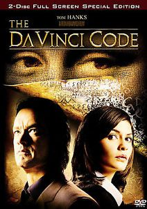 Details About The Davinci Code New 2 Disc Dvd Set Special Edition