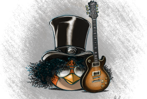What Do Angry Birds And Slash Have In Common Angry Birds Slash Angry Birds Star Wars