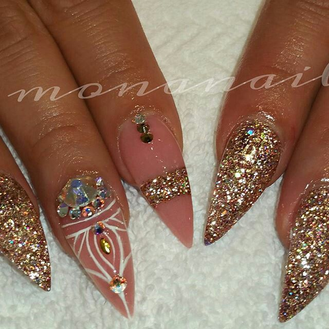 Pin de Claudia Guisao en Art on my nails!   Pinterest