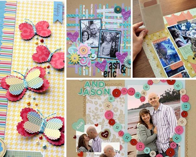 Scrapbook Craft Ideas Diy Crafts Do It Yourself Projects For Girls Teen And