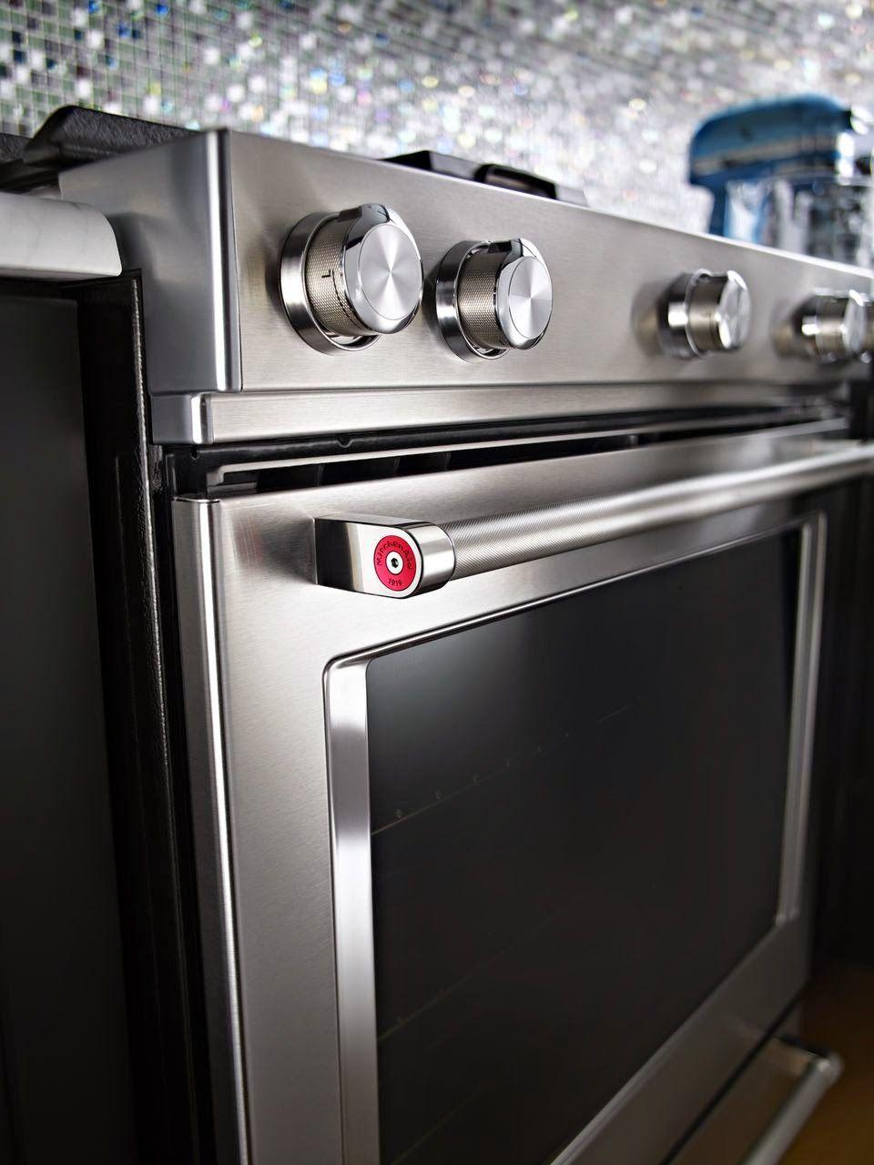 kitchenaid induction range how to use