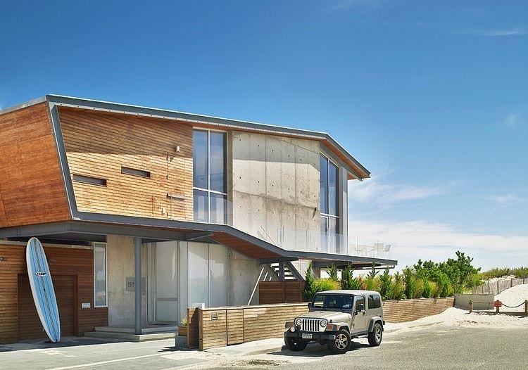 Long Island Beach House By West Chin Architect Modern Beach