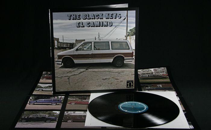 The Black Keys Newest Album El Camino Available Now On Black Vinyl Vinyl Records The Black Keys Album