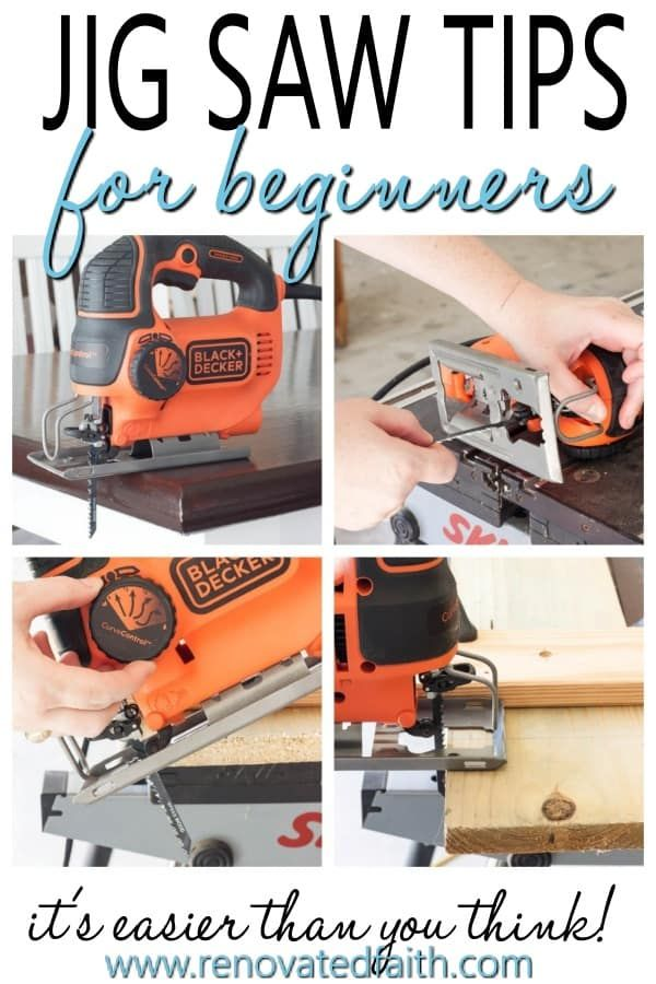 Photo of How to Use a Jig Saw, Easy Step-By-Step Beginner's Guide