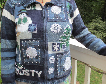 Pin by The Geeky Twins on Tacky Sweaters Christmas