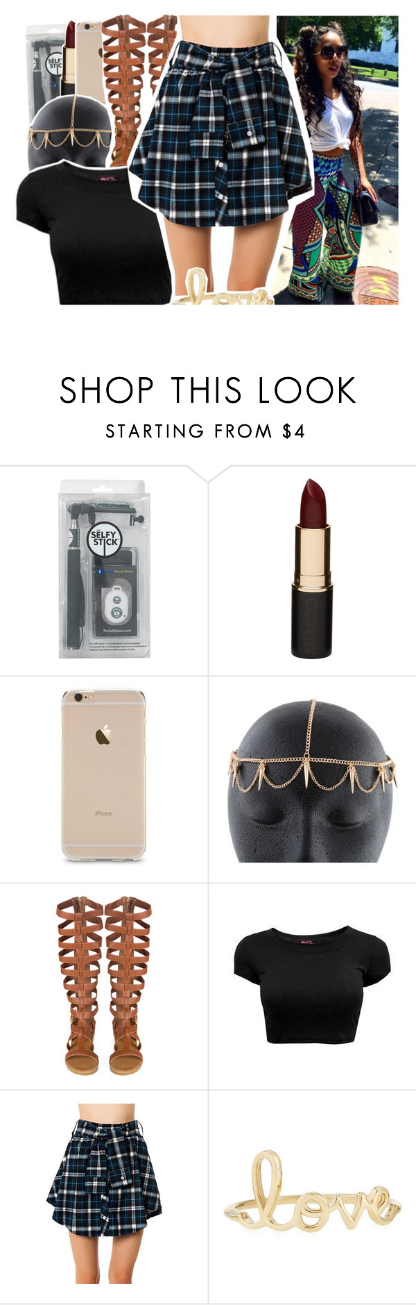 """Polyvore updated"" by lulu-foreva ❤ liked on Polyvore featuring Topshop, Mimco and Sydney Evan"