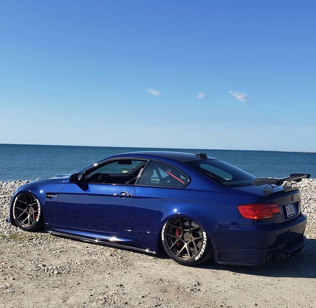 Bmw E92 M3 In Interlagos Blue M3an 13 With Images Bmw Bimmer